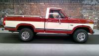 1986 Ford F150 -LARIAT EDITION-4X4 PICK UP -ALWAYS FAMILY OWNED-FROM NORTH CAROLINA-