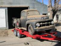 1951 Ford F2 WE CAN RESTORE THIS FOR YOU