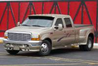2001 Ford F350 -ONE OWNER-LARIAT EDITION - CREW CAB 7.3 DIESEL-LOWERED PRICE- SEE VIDEO
