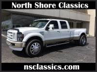2009 Ford F450 -KING RANCH DUALLY EDITION-