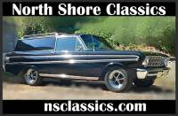 1964 Ford Falcon - SPRINT EDITION- DELIVERY WAGON WITH LOW MILES ON NEWER BUILD-