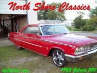 1963 Ford Galaxie 500-A REAL BEAUTY. RUST FREE.
