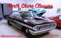 1964 Ford Galaxie 500-BLACK BEAST-4 SPEED-PRICED TO SELL