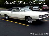 1969 Ford Galaxie 500-Excellent Laid Back Cruiser