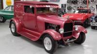1929 Ford Model A PRO STREET-SUPERCHARGED-WITH VINTAGE AIR CONDITIONING