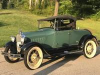 1929 Ford Model A -MOSS GREEN CLASSIC WITH RUMBLE SEAT-