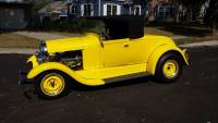 1929 Ford Model A -FIBERGLASS ROADSTER WITH REMOVABLE TOP-