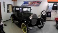1931 Ford Model A RESTORED-MOVIE CAR FROM-ROAD TO PERDITION & PUBLIC ENEMIES