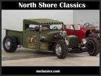 1931 Ford Model A MODEL A STREET ROD WWII BOMBER PLANE INSPIRED MILITARY TRIBUTE!-SEE VIDEO