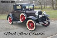 1931 Ford Model A -5 WINDOW COUPE WITH RUMBLE SEAT- SEE VIDEO