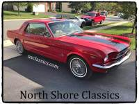 1964 Ford Mustang -Very first year for the pony-NEW PAINT-SEE VIDEO