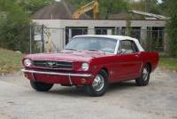 1964 Ford Mustang -FIRST YEAR 64 1/2 CONVERTIBLE SOUTHERN RUST FREE PONY-