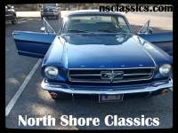 1964 Ford Mustang '64 1/2 - 260 V-8 - GREAT DRIVER QUALITY -