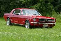 1965 Ford Mustang -CLEAN V8 CALIFORNIA PONY CAR-FUEL INJECTED -PRO TOURING STYLE- SEE VIDEO
