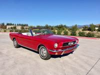 1965 Ford Mustang -CLEAN CONVERTIBLE PONY-REAL C CODE-CALIFORNIA CLASSIC-