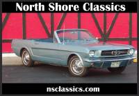 1965 Ford Mustang -CONVERTIBLE -SWEET RIDE- NUMBERS MATCHING-SURVIVOR-GREAT PRICE- SEE VIDEO