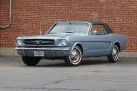 1965 Ford Mustang -ORIGINAL PONY CAR WITH 27k DOCUMENTED ORIGINAL MILES- SEE VIDEO