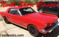 1965 Ford Mustang -Nice Pony Car-