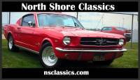 1965 Ford Mustang 2+2 Fastback-California black plate car-NEW LOW PRICE-SEE VIDEO