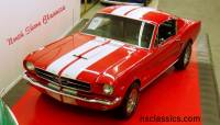 1965 Ford Mustang FASTBACK 2+2-NEW PAINT