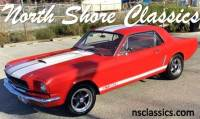 1966 Ford Mustang -Lil Red Pony-