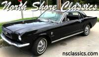 1966 Ford Mustang Clean Pony