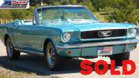1966 Ford Mustang Convertible-SEE VIDEO-RESTORED