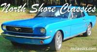 1966 Ford Mustang -Low Mileage Pony-