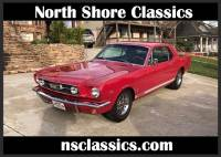 1966 Ford Mustang - GT- A- CODE- CAR - GROUND UP RESTORED-
