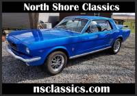 1966 Ford Mustang - 289 V8 - 5 SPEED - GREAT DRIVER!-
