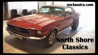1967 Ford Mustang -SOLID DAILY DRIVER IN GOOD CONDITION-AFFORDABLE FUN-SEE VIDEO