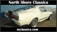 1967 Ford Mustang Eleanor Look Fastback Clone-SOLID CONDITION-
