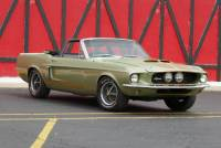 1967 Ford Mustang -GT 350 Shelby Cobra Supercharged-Newly Restored Tribute-SEE VIDEO