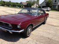 1968 Ford Mustang DRIVER PONY CAR