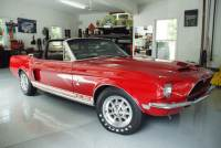 1968 Ford Mustang Shelby GT 350-Original Special Order Car 1 of 190-BID MECUM AUCTION