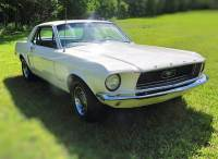 1968 Ford Mustang -DAILY DRIVER CLASSIC- BUCKET SEATS-REAL C CODE PONY CAR-