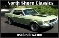 1968 Ford Mustang -FULLY RESTORED MINT CONDITION-LEGEND LIME -NUMBERS MATCHING -