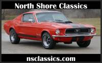 1968 Ford Mustang FASTBACK-RARE & CLEAN SOLID PONY-SEE VIDEO- CALL US TODAY