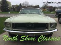 1968 Ford Mustang -AFFORDABLE MUSTANG-