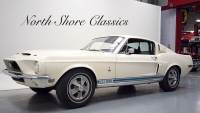 1968 Ford Mustang -GT 500 S44 TRUE WHITE ORIGINAL- #1663 SHELBY-DOCUMENTED-