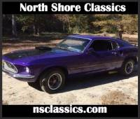 1969 Ford Mustang - COWL INDUCTION -351 TRUE MACH 1 -