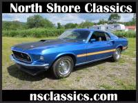 1969 Ford Mustang -MACH 1 CLONE- 302 V8- SLICK CAR-NICE FASTBACK-