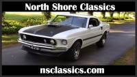 1969 Ford Mustang -MACH 1-R CODE -BUILT 428-