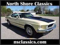 1969 Ford Mustang - 351 MACH 1 FASTBACK- FMX AUTOMATIC -MARTI REPORT -REAL DEAL!