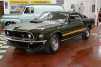 1969 Ford Mustang - MACH 1 - 428 - COBRA JET - 4 SPEED -