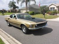 1969 Ford Mustang 1 of 1 BUILT-428 SCJ-RARE IS NOT THE WORD