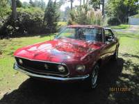 1969 Ford Mustang DRIVER QUALITY