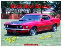 1969 Ford Mustang 428 COBRA JET-MACH 1-SHOWROOM QUALITY CONDITION-SEE VIDEO