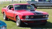 1970 Ford Mustang MACH 1 FASTBACK 351 RUST FREE FROM FLORIDA
