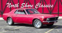 1970 Ford Mustang - AFFORDABLE LIL RED PONY-GOOD DRIVER QUALITY-PRICED TO SELL QUICK-SEE VIDE